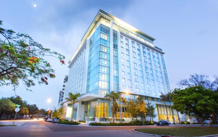 Novotel Miami Brickell Hotel - Exterior