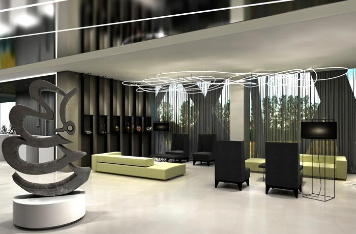 Radisson Blu Hotel Algiers Hydra - Lobby