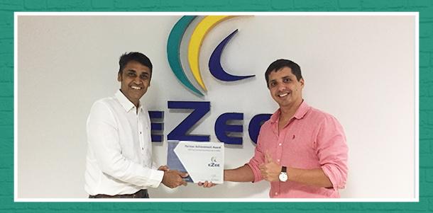 eZee Technosys award recipients