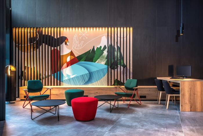 Radisson Hotel Zurich Airport - Lobby