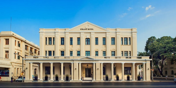 The Strand Hotel, Yangon - Exterior