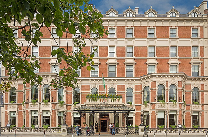 The Shelbourne in Dublin - Exterior