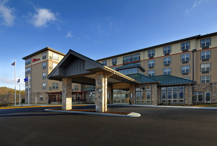 Hilton Garden Inn Roanoke - Exterior