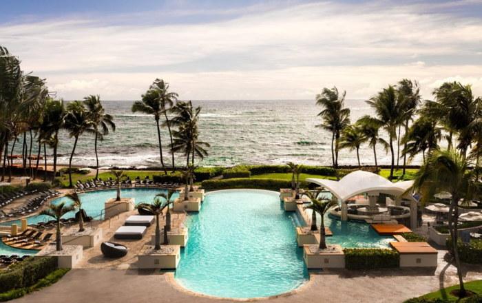 Caribe Hilton - Pool