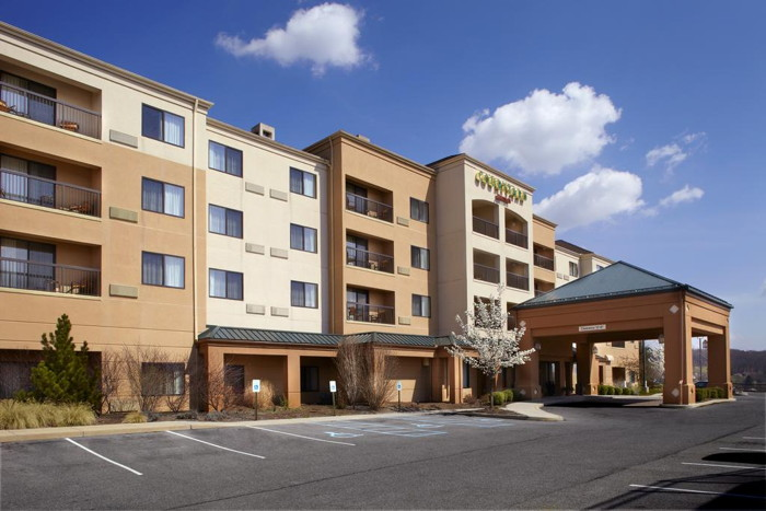 Courtyard by Marriott Altoona, Pa.- Exterior