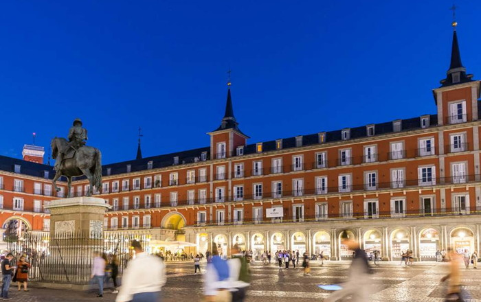 Pestana Plaza Mayor Madrid Hotel Opens - Exterior