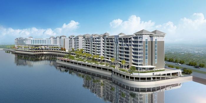 Rendering of the Sunseeker Resorts Charlotte Harbor