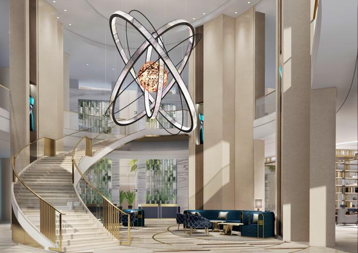 Grand Hyatt Al Khobar Lobby