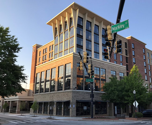 Homewood Suites by Hilton Greenville Downtown - Exterior