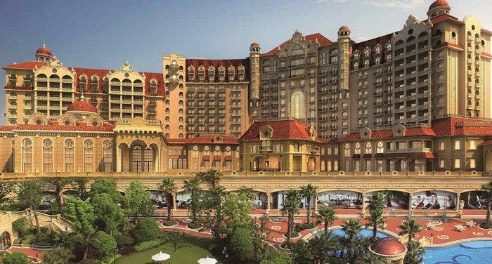 Radisson Blu Forest Manor Shanghai Hongqiao Hotel - Exterior