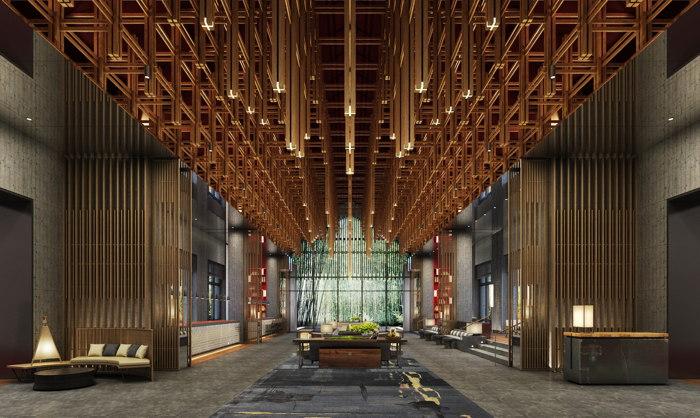 Cordis Dongqian Lake Ningbo Resort - Lobby