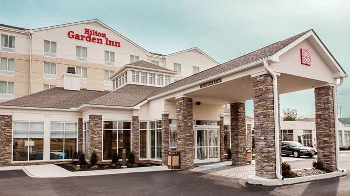 Hilton Garden Inn Biloxi - Exterior