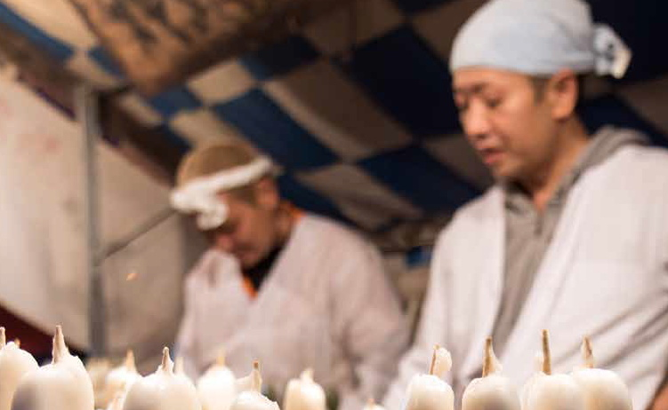 Image from report - Gastronomy Tourism: The Case of Japan