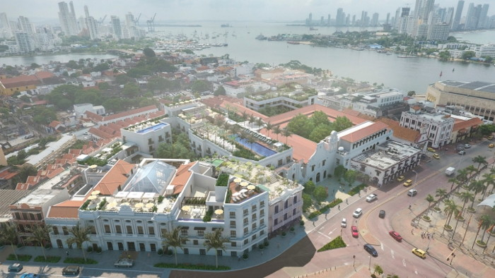 Four Seasons Hotel and Private Residences Cartagena Announced