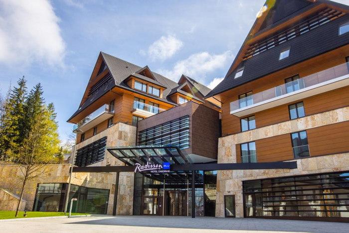 Radisson Blu Hotel & Residences Zakopane - Exterior