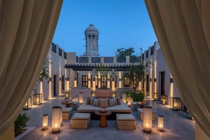 Al Bait Sharjah Hotel - Courtyard