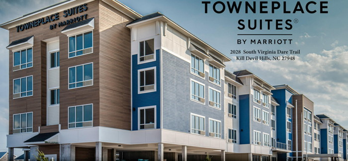 TownePlace Suites by Marriott Outer Banks Kill Devil Hills - Exterior