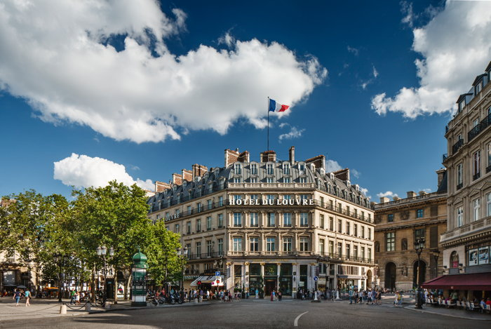 Hôtel du Louvre