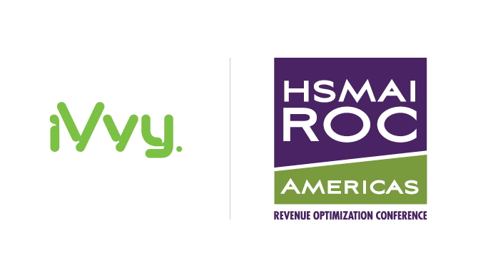 iVvy and HSMAI ROC logos