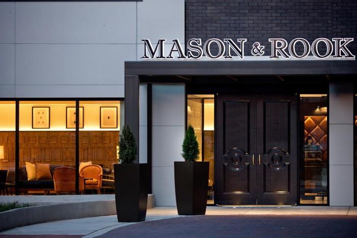 Mason & Rook Hotel D.C. - Entrance