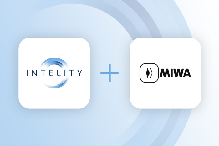 INTELITY and MIWA logos