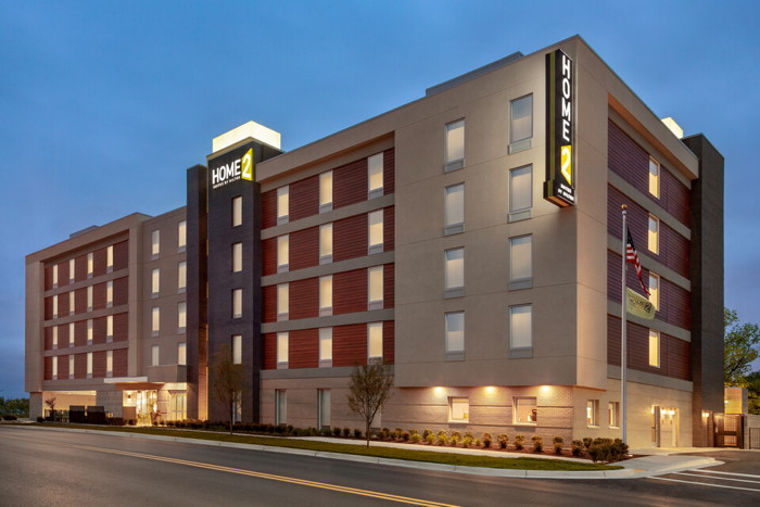 Home2 Suites by Hilton Silver Spring - Exterior