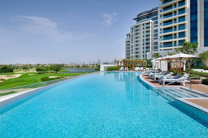 Vida Emirates Hills Hotel - Pool