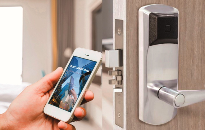 HITEC News: dormakaba Launches RT Plus BLE-Enabled RFID Lock for Easy Magstripe Upgrades