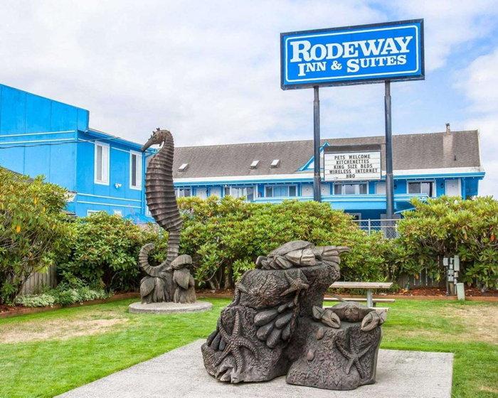 Rodeway Inn & Suites - Long Beach, Washington - Exterior