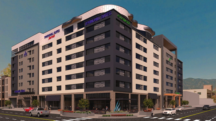 Dual-Branded Marriott Hotel Breaks Ground in Colorado Springs