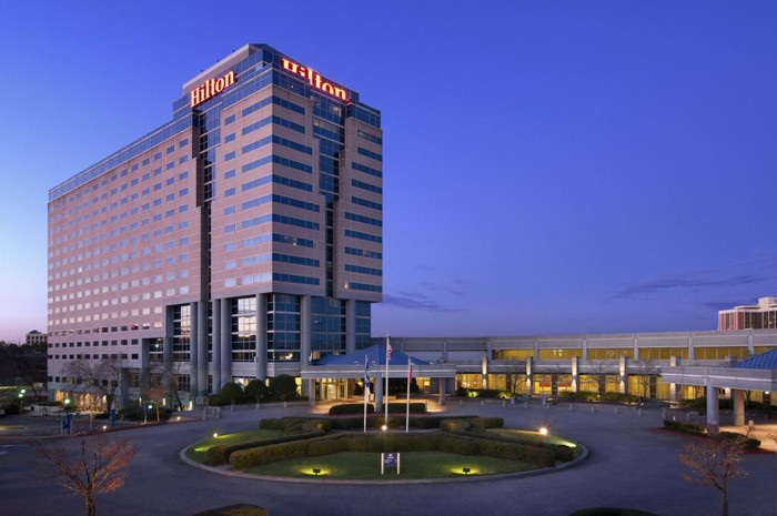 Hilton Atlanta Airport - Exterior
