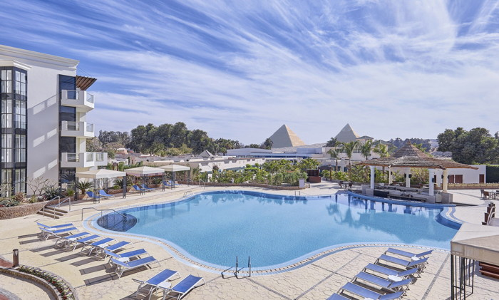 Steigenberger Pyramids Cairo Hotel - Pool