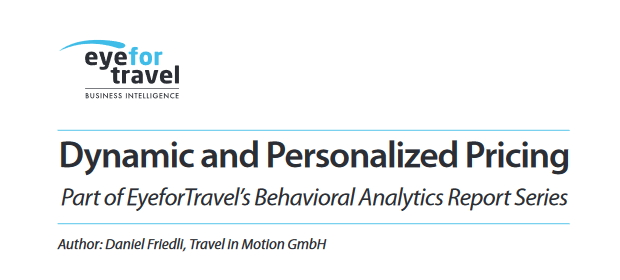 New Report: Dynamic and Personalized Pricing in Travel