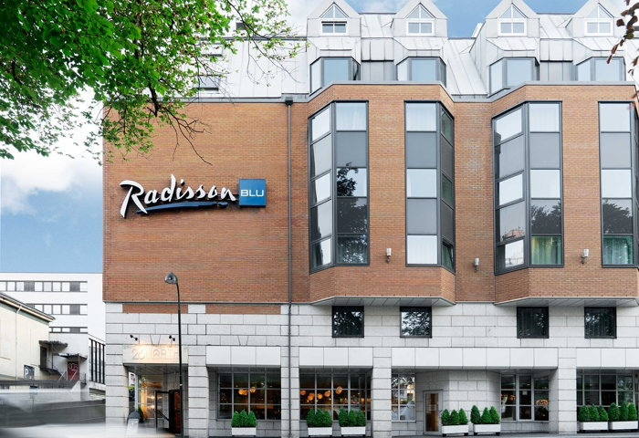 Radisson Blu Royal in Stavanger, Norway - Exterior