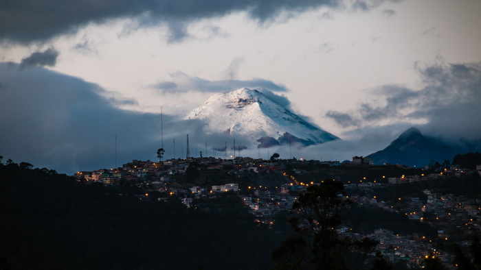 Quito, Ecuador - Photo by César Viteri on Unsplash