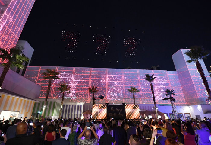 Image from SAHARA Las Vegas announcement
