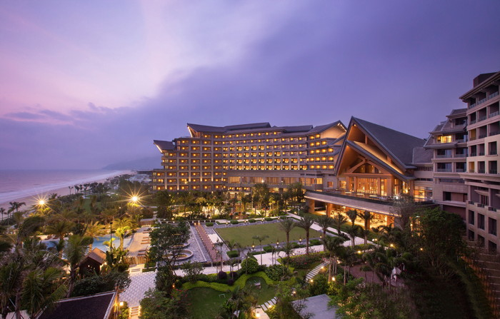 DoubleTree by Hilton Shanwei - Exterior