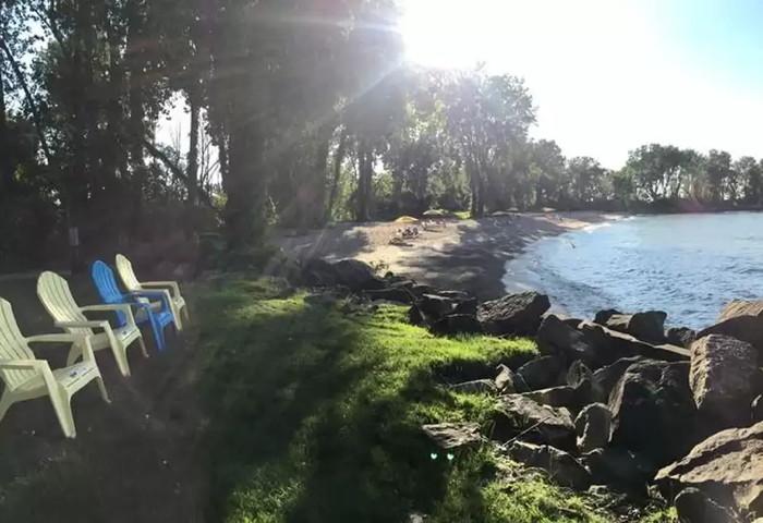 Sawmill Creek Resort - Beach