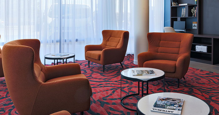 Hampton by Hilton Toulouse Airport Hotel - lobby
