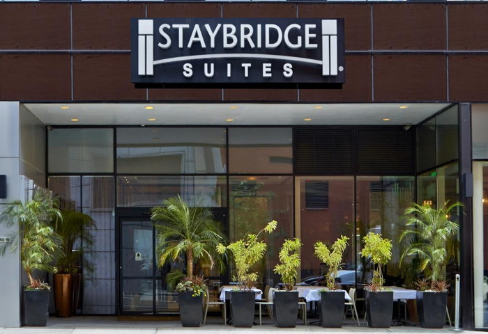 Staybridge Suites Times Square - Entrance