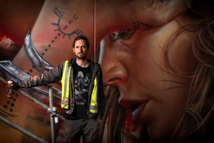Accor announces namesake artist for new Art Series hotel in Perth - Matt Adnate