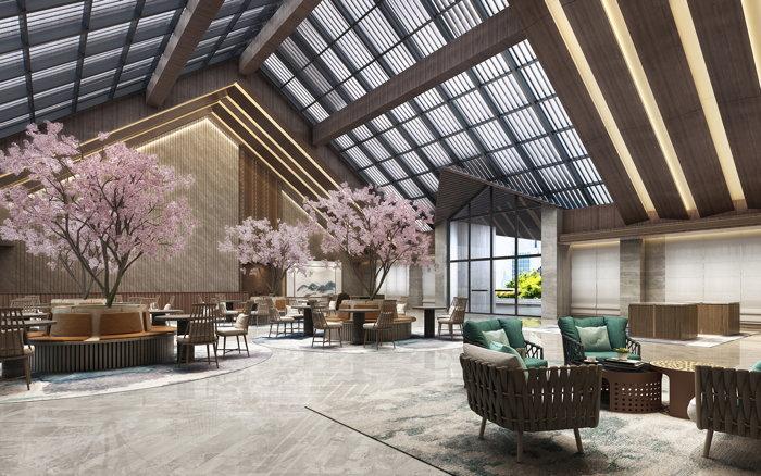 Conrad Hangzhou Tonglu - Lobby