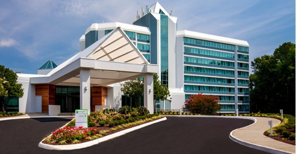 Holiday Inn Newport News – Hampton - Exterior