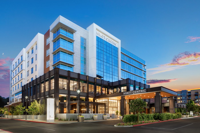 Hyatt Centric Mountain View - Exterior