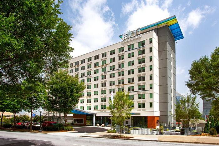 Aloft Atlanta - Exterior