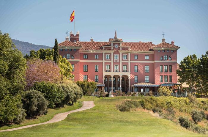 Anantara Villa Padierna Palace Benahavis Marbella Resort - Exterior