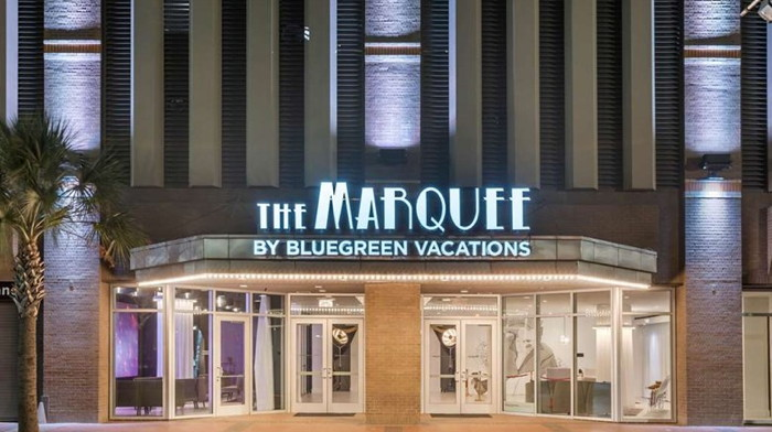 The Marquee Hotel - Entrance