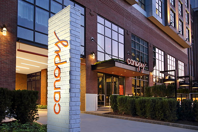 Canopy by Hilton Columbus | Short North - Entrance