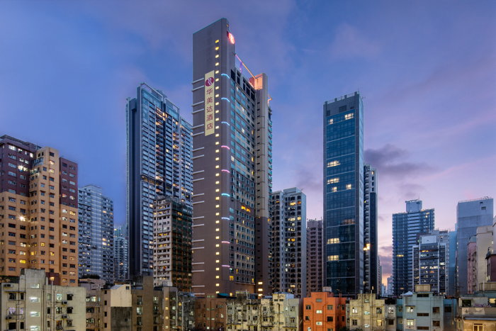 Ramada by Wyndham Hong Kong Harbour View - Exterior