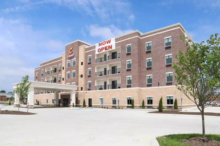 Comfort Suites Marysville Columbus - Northwest - Exterior